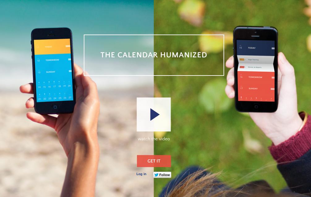 Peek Calendar review – minimalistische perfectie