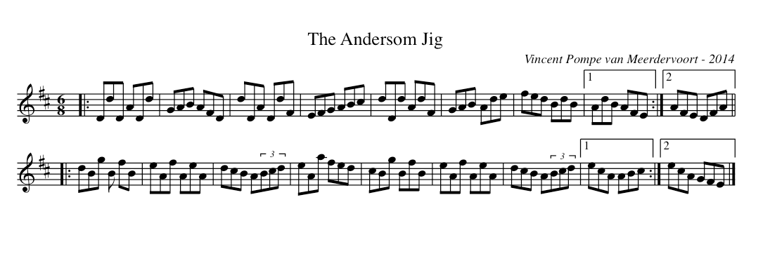 The Andersom Jig